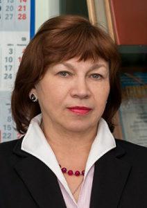 Меньшикова Татьяна Анатольевна