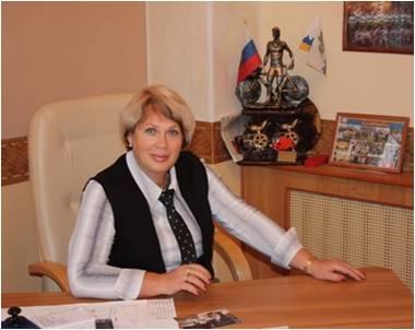 Виноградова Евгения Юрьевна
